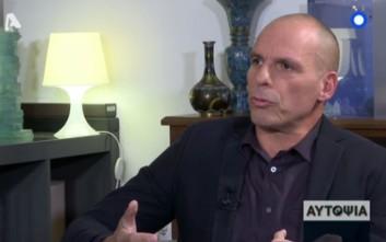 Βαρουφάκης: Ένα Grexit θα κόστιζε στους Ευρωπαίους 1 τρισ. ευρώ