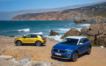 Το νέο VW T-Roc είναι ένα SUV με χαρακτηριστικά GTI