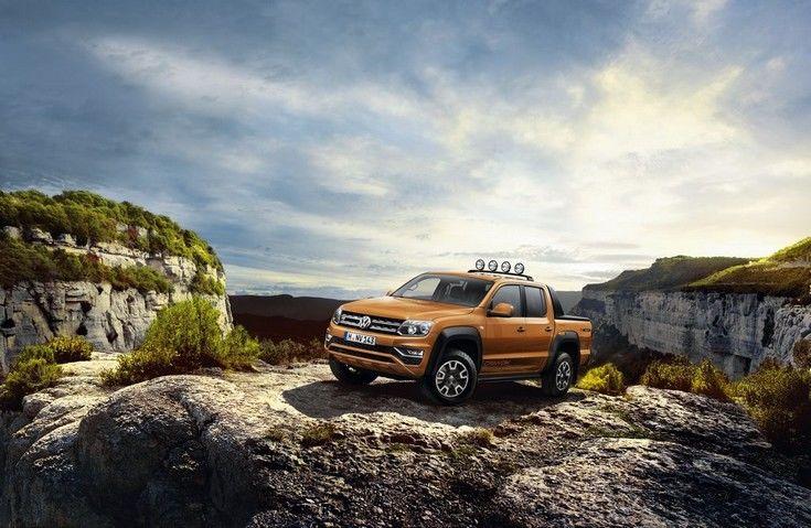 VW AMAROK CANYON - INTERNATIONAL  PICK-UP AWARD 2018