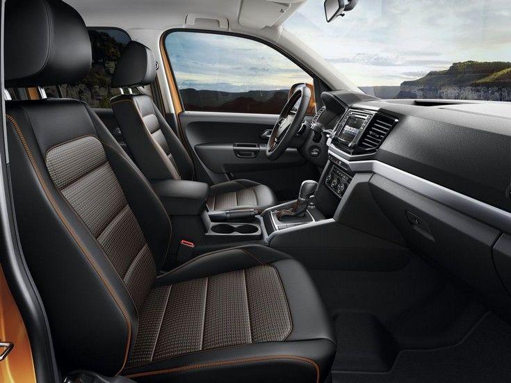 VW AMAROK - INTERNATIONAL PICK-UP  AWARD 2018_interior