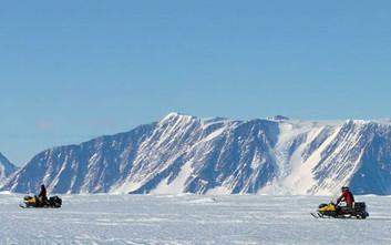 Ο πρώτος Έλληνας επιστήμονας που θα ψάξει μετεωρίτες στην Ανταρκτική