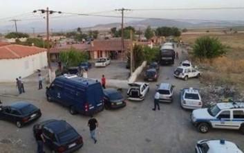Η στιγμή της σύλληψης του κακοποιού για την εκτέλεση Ζαφειρόπουλου