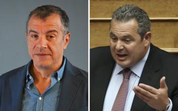 Ο Σταύρος Θεοδωράκης καταθέτει αγωγή κατά του Πάνου Καμμένου
