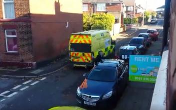 Οδηγός έβρισε τραυματιοφορέα γιατί έκλεισε με το ασθενοφόρο τον δρόμο