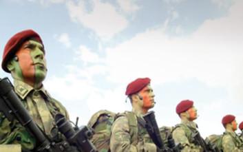 Σκληρή μάχη ανταρτών του PKK και τούρκων καταδρομέων στην Κερασούντα