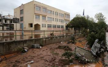 Συμπληρωματική επιχορήγηση για τη χορήγηση επιδόματος στους πλημμυροπαθείς της Μάνδρας