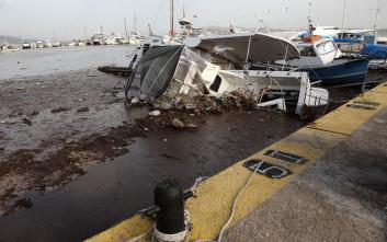 Υπ. Ναυτιλίας: Άμεση η αποκατάσταση των ζημιών στο λιμάνι της Νέας Περάμου