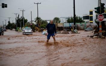 «Δεν είναι συνηθισμένη πλημμύρα, είναι βιβλική καταστροφή»