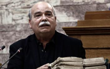 Βούτσης: Στη Βουλή δεν έγινε ούτε μία μονιμοποίηση