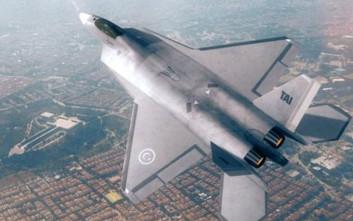 Το στελθ της Τουρκίας θα πετάει με δύο φορές την ταχύτητα του ήχου