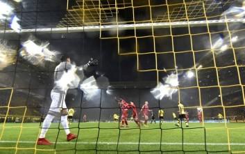 Η Μπάγερν πέρασε με νίκη 3-1 από το Ντόρτμουντ