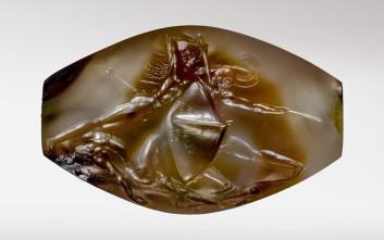 Σφραγιδόλιθος σπάνιας ομορφιάς από την Εποχή του Χαλκού βρέθηκε στην Πύλο