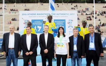 Σημαντική προσφορά του ΟΠΑΠ για τα παιδιά με αφορμή τον 35ο Μαραθώνιο Αθήνας