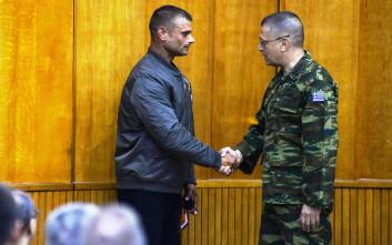 Χάλκινο μετάλλιο στο bodybuilding πήρε Επίλαρχος του Στρατού