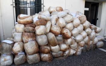 Προφυλακιστέοι 3 από τους 11 για το ταχύπλοο με 1,6 τόνους κάνναβης
