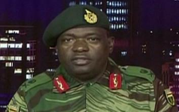 Βγήκαν τεθωρακισμένα στους δρόμους στη Ζιμπάμπουε