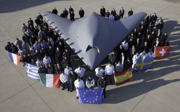 «Ζωντανό» το ευρωελληνικό Στελθ εμφανίζεται στο σποτάκι της Πολεμικής Αεροπορίας