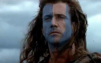 Δεν φαντάζεστε από ποιον πήρε μαθήματα ο Μελ Γκίμπσον για τον «Braveheart»