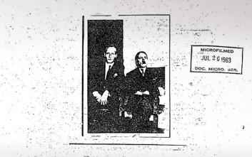Το σενάριο που θέλει τον Χίτλερ να διέφυγε στην Κολομβία αλλά απέρριψε η CIA