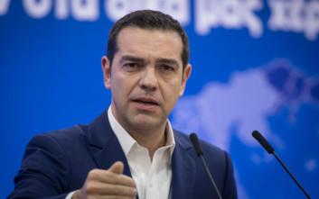 Τσίπρας: Οι ευρηματικές ιχνογραφίες του θα μας θυμίζουν τη μοναδική ματιά του στις πολιτικές εξελίξεις