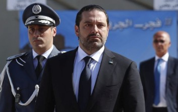 Φαβορί για την πρωθυπουργία του Λιβάνου ο Χαρίρι