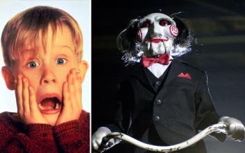 Ήταν ο Κέβιν του «Μόνος στο Σπίτι» ο τρομακτικός Jigsaw;