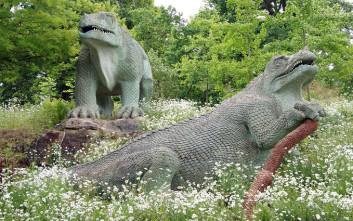 H τρέλα με τους δεινοσαύρους ξεκίνησε από ένα δείπνο