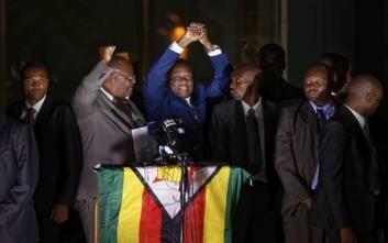 Μεταρρυθμίσεις για να βγει η χώρα από την οικονομική κρίση υποσχέθηκε ο Μνανγκάγκουα