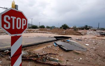 Μελέτη Ελλήνων ερευνητών κάνει λόγο για καταστροφές μετά από πλημμύρες και σεισμούς