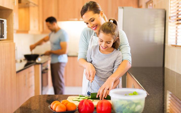 Πώς να πετύχετε αλλαγή διατροφικών συνηθειών παιδιού