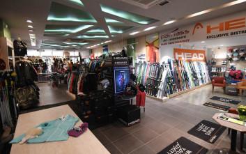 Parnass Ski Center, shopping προορισμός για τους φίλους του βουνού κι όχι μόνο