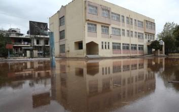 Ενισχύονται τα αντιπλημμυρικά έργα της χώρας