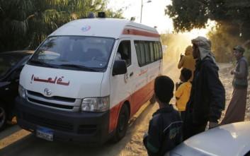 Τουλάχιστον δέκα νεκροί από την επίθεση κατά χριστιανών προσκυνητών στην Αίγυπτο