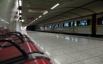Κανονικά τα δρομολόγια του μετρό στη διαδρομή Ακρόπολη-Σύνταγμα