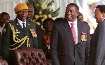 Έκρηξη σε ομιλία του προέδρου της Ζιμπάμπουε