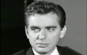 «Έφυγε» ο ηθοποιός Βασίλης Μαυρομάτης