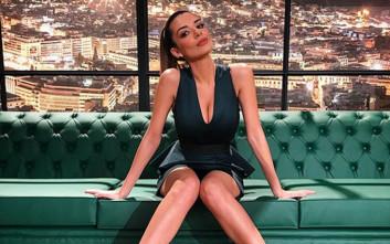 Η εντυπωσιακή Ελληνίδα παρουσιάστρια Νικολέττα Ράλλη