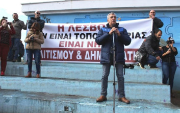 Δήμαρχος Λέσβου προς Αθήνα: Κύριοι, απασφαλίσαμε. Θέλετε πόλεμο; Πόλεμο θα έχετε