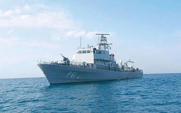 Η Κύπρος απέκτησε πλοίο που μπορεί να εκτοξεύσει πυραύλους για την φύλαξη της ΑΟΖ