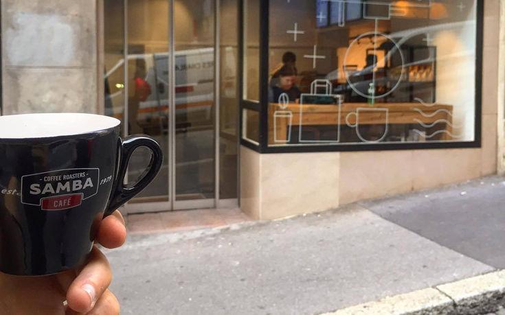 The Coffee Project, η ελληνική αλυσίδα καφέ στην Ελβετία