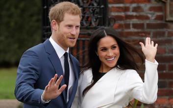 Σήμερα η πρόβα του γάμου του πρίγκιπα Χάρι και της Μέγκαν Μαρκλ