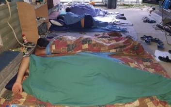 Αγωνία για τους πρόσφυγες στο κέντρο κράτησης της Αυστραλίας που έκλεισε