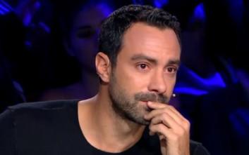 Βούρκωσε ο Σάκης Τανιμανίδης στο «Ελλάδα έχεις ταλέντο»