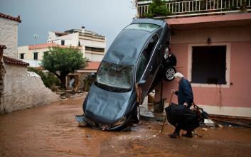 Τι έδειξε η μελέτη της ΝΔ για τις καταστροφές της Δυτικής Αττικής
