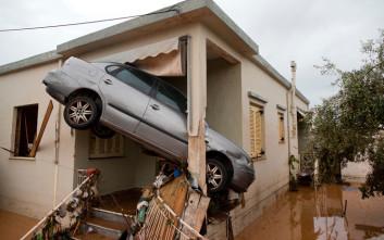 Το πόρισμα για τις αιτίες της φονικής πλημμύρας στη Μάνδρα