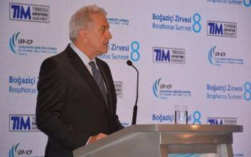 Αβραμόπουλος: Οι επισκέψεις τούρκων προέδρων θα έπρεπε να αποτελούν ρουτίνα
