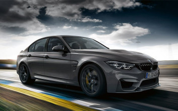 Αυτή είναι η νέα BMW M3 CS