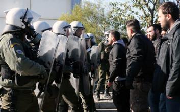 Απρόκλητη επίθεση των ΜΑΤ κατά φοιτητών καταγγέλλει η ΚΝΕ