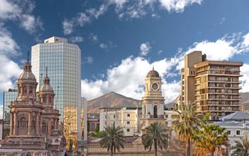 Ταξίδι στην κοσμοπολίτικη πρωτεύουσα της Χιλής