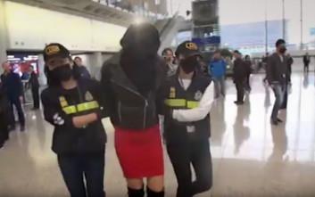 Νεαρό μοντέλο από την Ελλάδα συνελήφθη με κοκαΐνη σε αεροδρόμιο